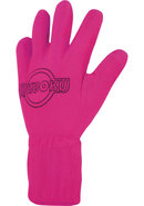 Fukuoku Vibrating Massage Glove - Left Hand - Pink