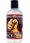 Zero Tolerance Jack Aide Water Based...
