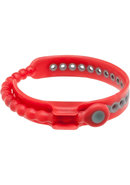 Perfect Fit Speed Shift Adjustable Cock Ring - Red