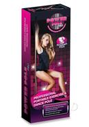 Power Pole Pro Professional Portable Exercise And Dance...