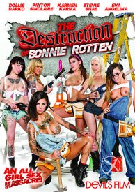 Destruction Of Bonnie Rotten